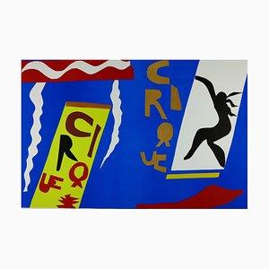 Litografia Jazz-The Circus di Henri Matisse