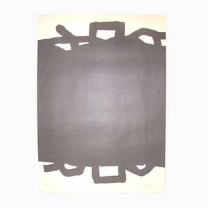 Untitled Polygraph by Eduardo Chillida