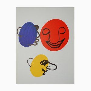 Lithographie Derrière le Miroir Calder (6) par Alexandre Calder
