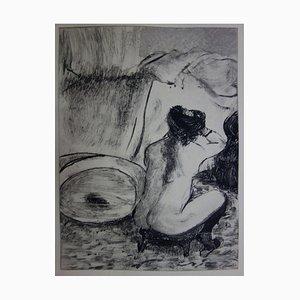 Coiffure du Matin Gravure by Edgar Degas, 1935