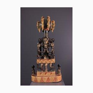 Ivory Coast - Attie Maternity statue