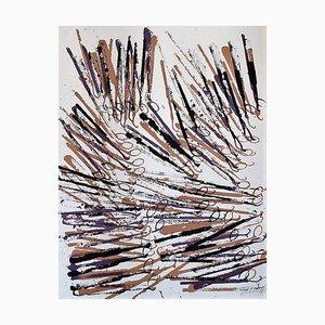 Gums Galore Lithograph by Arman
