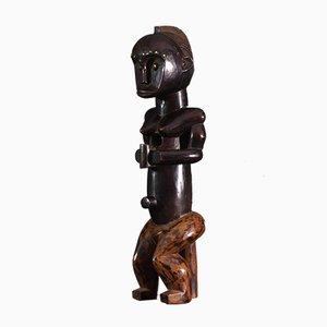Gabon, Figure de reliquaire Fang du Byeri