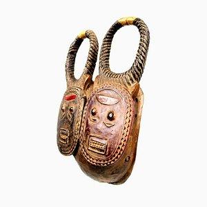 Ivory Coast Goli Mask by Baoule