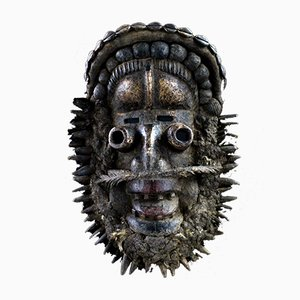 Ivory Coast War Mask by Guere