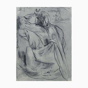 Purgatory 30 di Salvador Dali for The Divine Comedy