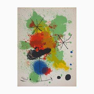 Litografía Stars Composition de Joan Miró