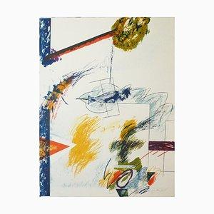 Joan DURAN BENET (1947) - Belize 4, lithographie signée et numérotée