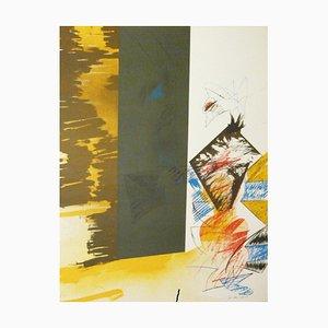 Joan DURAN BENET (1947) - Belize 5, lithographie signée et numérotée