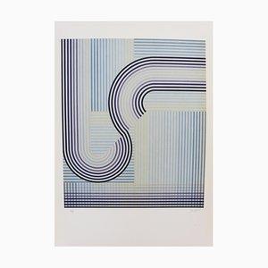 Litografie Se di Eusebio Sempere di Eusebio Seme, 1974