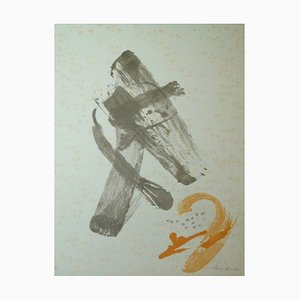 Composition 2 Lithograph by Benet Rossell