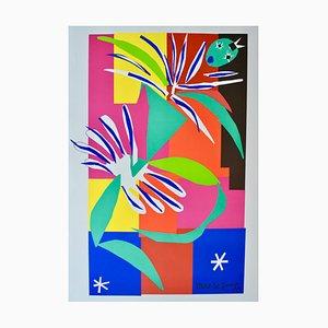 Reimpresión Danseus Créole de Henri Matisse, 2007