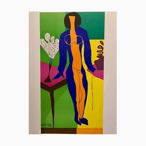 Reimpresión Zulma de Henri Matisse, 2007