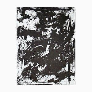 Litografia Intolleranza di Emilio Vedova, 1960