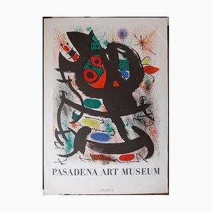 Pasadena Lithograph by Joan Miró, 1969