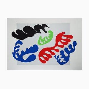 Litografia Lagon di Henri Matisse
