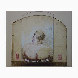 Gravure Mémoire par Sylviane Canini