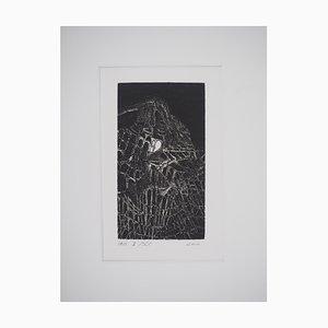 Ibis Gravure by Hélène Csech