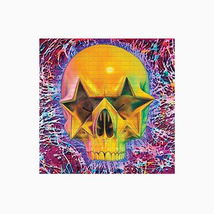 Starskull Print by Ron English, 2019