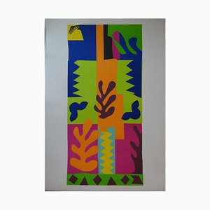 The Screw Lithograph Reprint by Henri Matisse