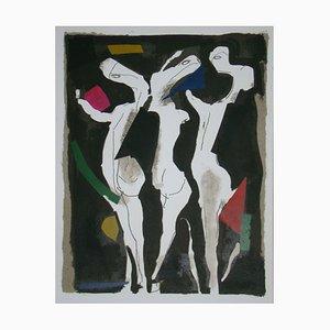 Le Sacre de Printemps Lithograph by Marino Marini, 1973