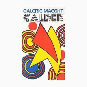 Litografia Composition di Alexander Calder, 1973