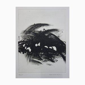 Esprit Inquiet Engraving by Julius Baltazar