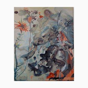 Sérigraphie St-Jacques and Hope par Salvador Dali