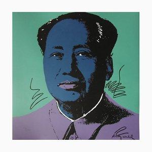 Litografia Mao Zedong di Andy Warhol