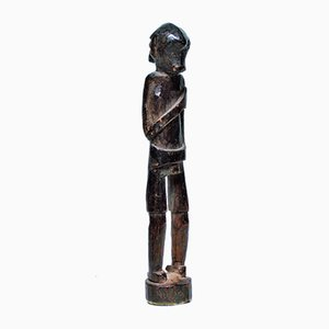 Indonesia, Borneo, Dayak statuette serving as a protection charm,