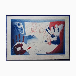 Lithographs by Daniel Sciora, Set of 11
