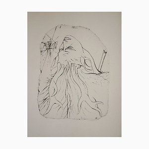 Ovide, Actéon Drypoint di Pierre-Yves Tremois