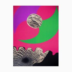 Lunar Composition by Pierre-Alain Hubert