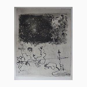 Enlèvement des Sabines Gravure by Jean-Pierre Jouffroy