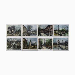 Bernard BUFFET - 10 lithographs - Paris - 1967