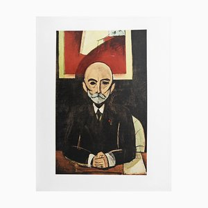 Homme Aux Yeux Noirs Lithograph after Henri Matisse