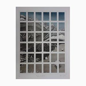 Paysage et Paysages Engraving by Marc Jurt