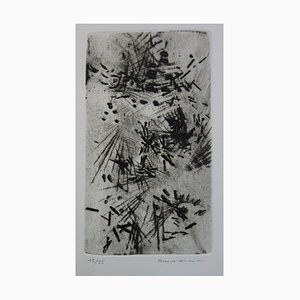 Spring Fecundity Etching by Julius Baltazar