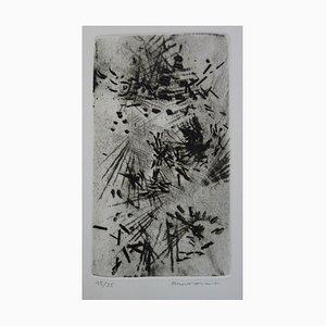 Spring Frucenity Radierung von Julius Baltazar