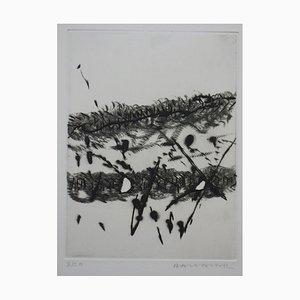 Rencontre Fortuite Engraving by Julius Baltazar