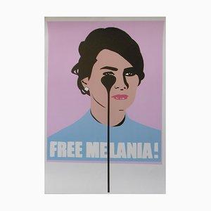 Pure Evil - Free Melania, 2018, Poster