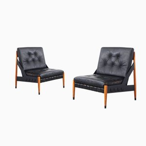 Lounge Chairs by Egon Eiermann for Wilde + Spieth, Set of 2