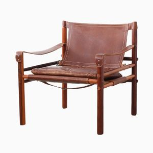 Modell Sirocco Safari Stuhl von Arne Norell für Norell Møbler