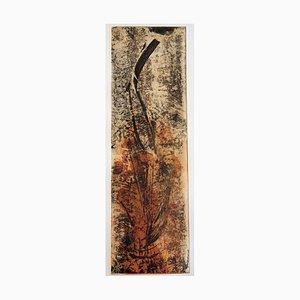 CORIAT : Calligraphie abstraite - Gravure originale Signée