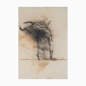 Jose HERNANDEZ : Insecte V - Gravure originale signée