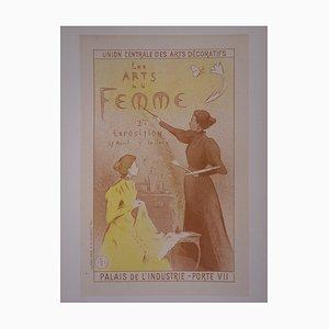 Les Arts de La Femme by Étienne Adolphe Moreau, 1897