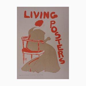 Living Poster by Frank Hazenplug