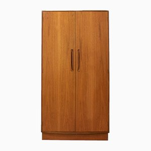 Teak Wardrobe by Victor Wilkins for G-Plan, 1960s
