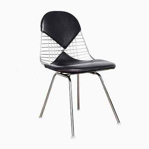 DKX-2 Beistellstuhl von Charles & Ray Eames für Herman Miller, 1980er