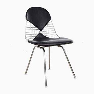 DKX-2 Side Chair by Charles & Ray Eames for Herman Miller, 1980s